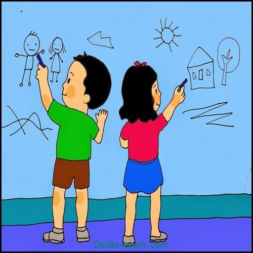 نقاشی کودکانه (۲۲۶)
