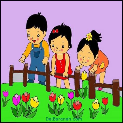 نقاشی کودکانه (۲۳۴)