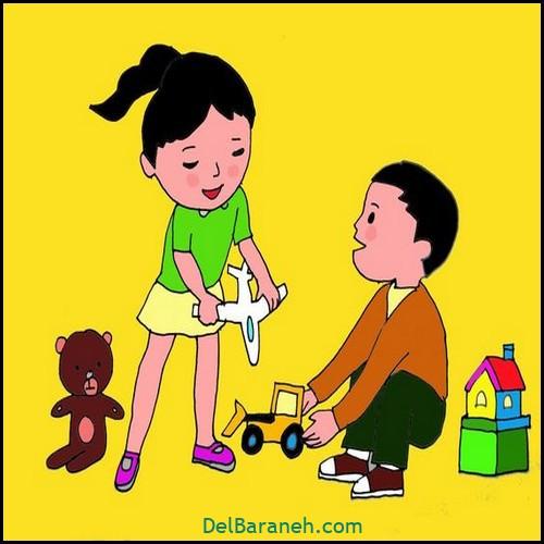 نقاشی کودکانه (۲۳۵)