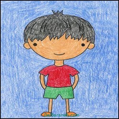 نقاشی کودکانه (۲۴)
