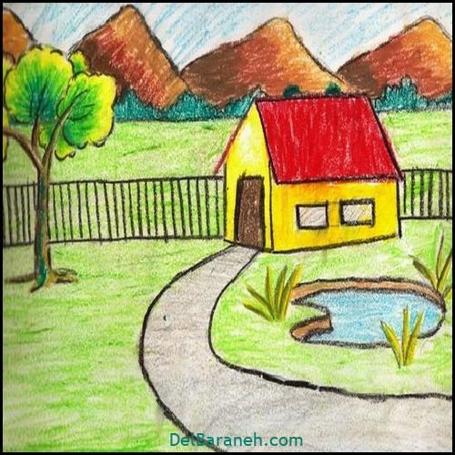 نقاشی کودکانه (۳۱)