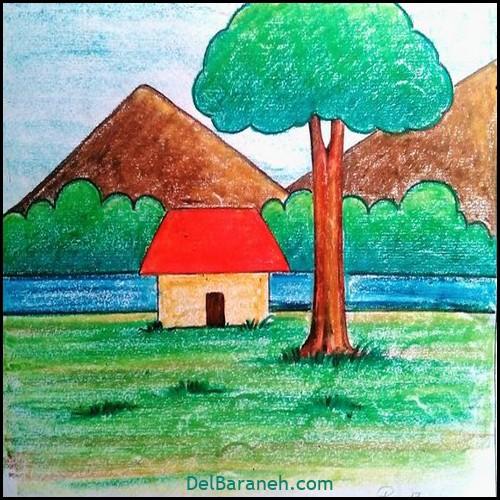 نقاشی کودکانه (۳۹)