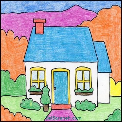 نقاشی کودکانه (۵)