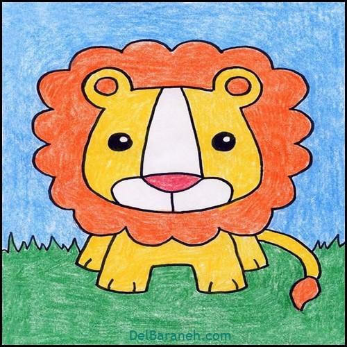 نقاشی کودکانه (۵۵)