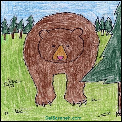 نقاشی کودکانه (۵۸)