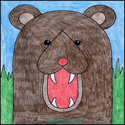نقاشی کودکانه (۶۰)
