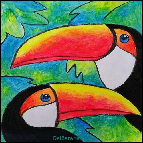 نقاشی کودکانه (۷)