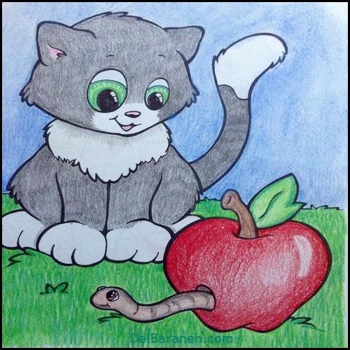 نقاشی کودکانه (۷۱)