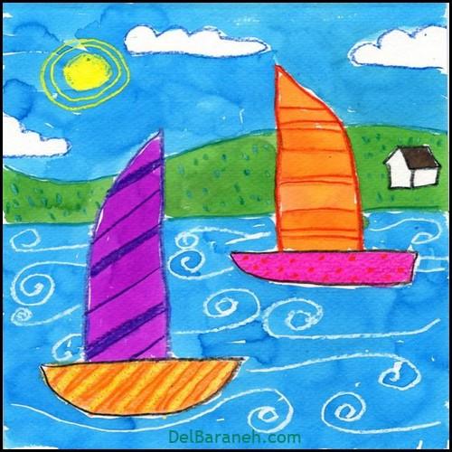 نقاشی کودکانه (۷۵)