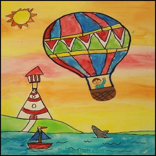 نقاشی کودکانه (۷۷)