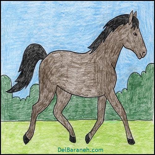 نقاشی کودکانه (۸)