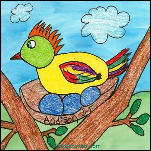 نقاشی کودکانه (۸۳)