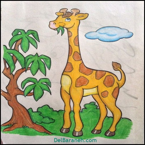 نقاشی کودکانه (۸۶)