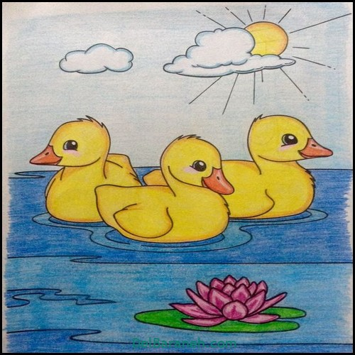 نقاشی کودکانه (۸۷)