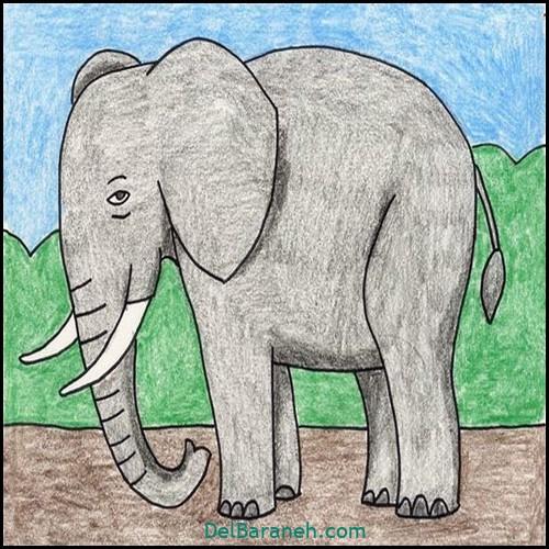 نقاشی کودکانه (۹)
