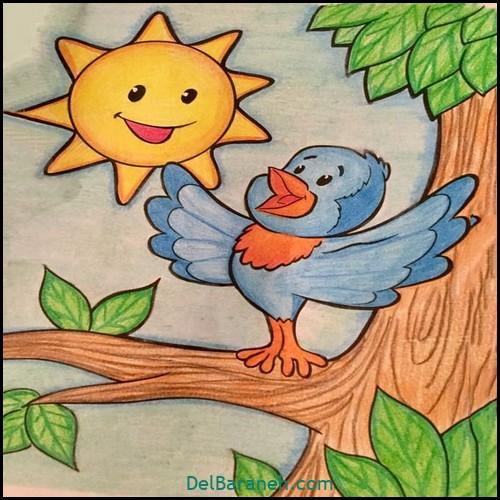 نقاشی کودکانه (۹۴)