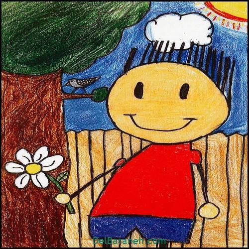 نقاشی کودکانه (۹۷)