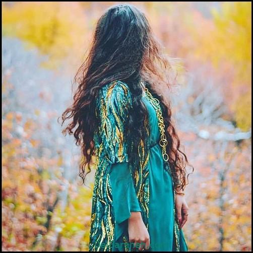 عکس دخترانه پاییزی (۱۱)