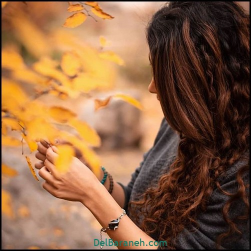 عکس دخترانه پاییزی (۲۳)
