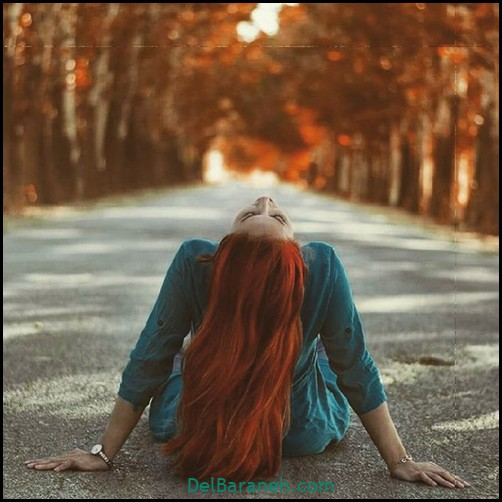 عکس دخترانه پاییزی (۲۷)