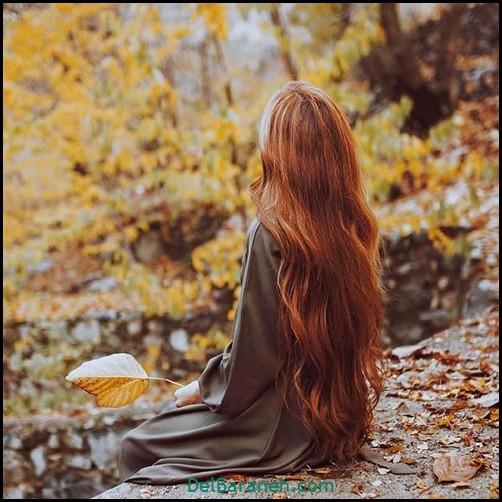 عکس دخترانه پاییزی (۲۸)