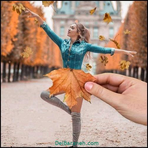 عکس دخترانه پاییزی (۳۲)