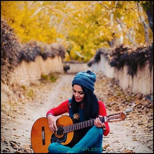 عکس دخترانه پاییزی (۳۵)