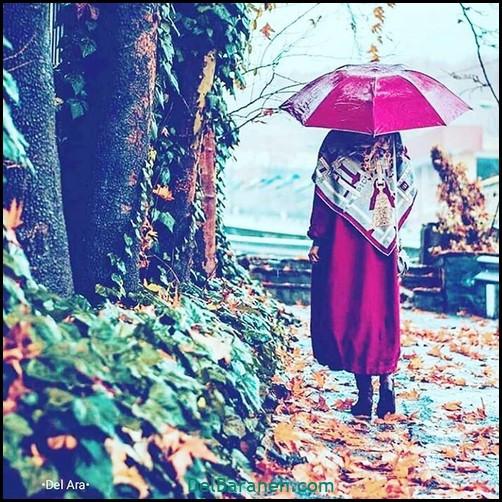 عکس دخترانه پاییزی (۳۶)
