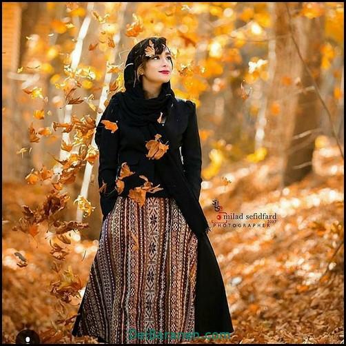 عکس دخترانه پاییزی (۳۸)