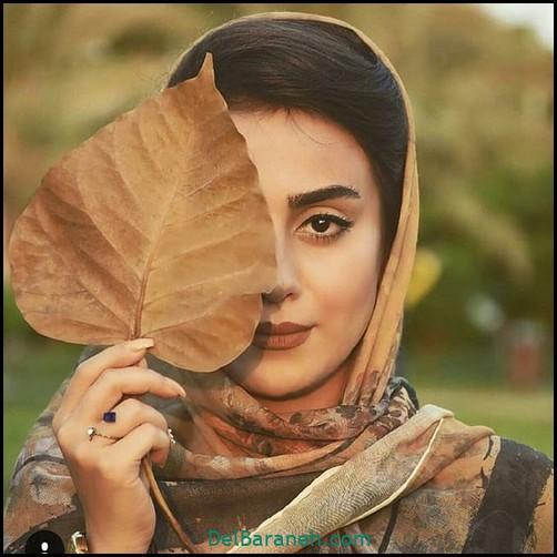 عکس دخترانه پاییزی (۳۹)
