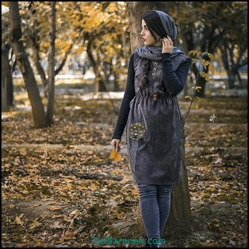 عکس دخترانه پاییزی (۴۱)