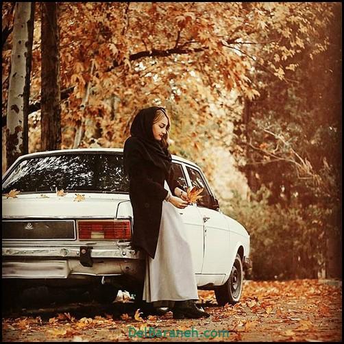 عکس دخترانه پاییزی (۴۹)