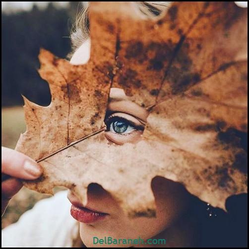 عکس دخترانه پاییزی (۵۴)