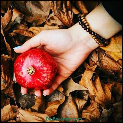 عکس دخترانه پاییزی (۵۵)