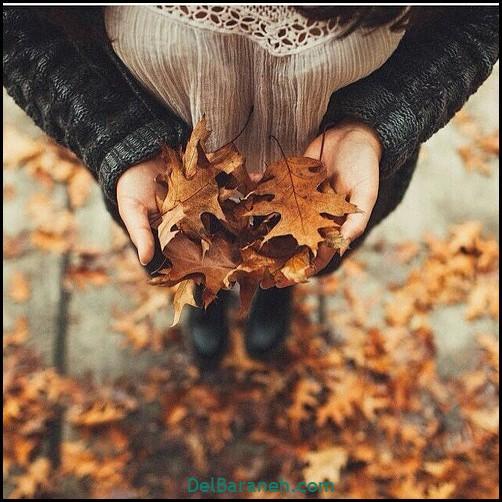 عکس دخترانه پاییزی (۵۸)