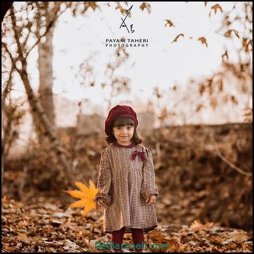 عکس دخترانه پاییزی (۶۱)