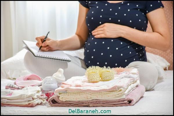 هفته سی و یکم بارداری (۳)