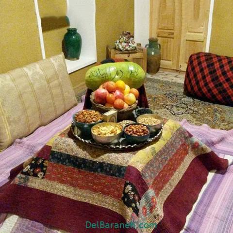 انشا با موضوع شب یلدا (۳)
