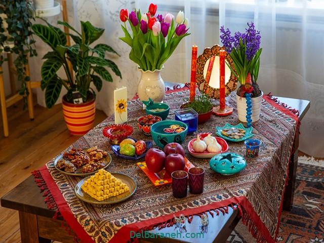 انشا در مورد عید نوروز (۱)