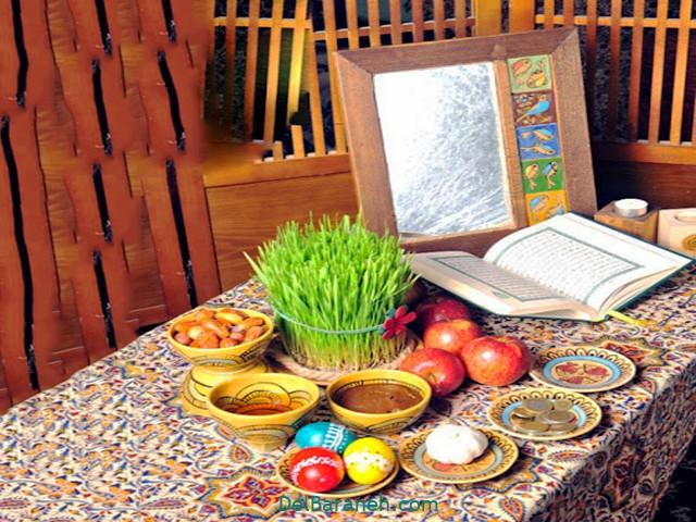 انشا در مورد عید نوروز (۲)