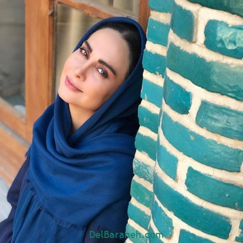 ایفای نقش مریم خدارحمی در سریال ستایش ۳