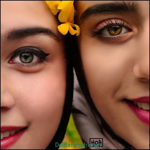 عکس دخترونه برای پروفایل (۷)