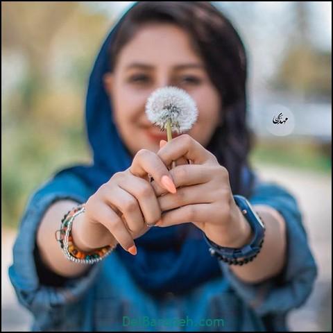 عکس دخترونه غمگین (۲)