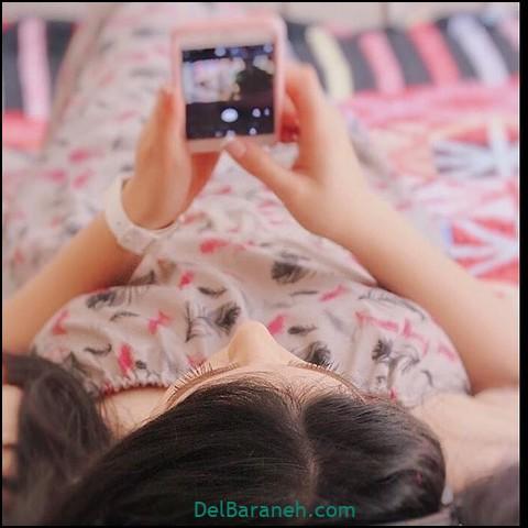 عکس دخترونه قشنگ (۲)