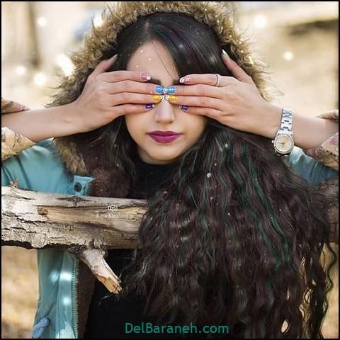 عکس دختر برای پروفایل (۷)