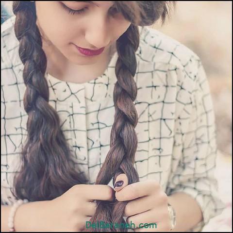 عکس دختر زیبا (۱)