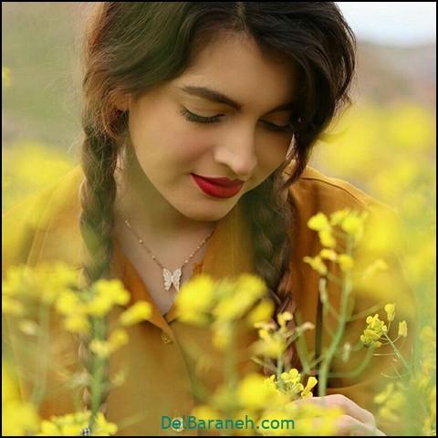 عکس دختر لاکچری (۶)
