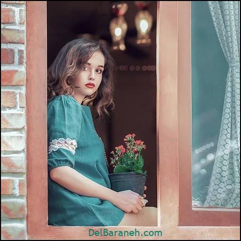 عکس پروفایل دختر (۹)