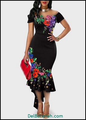 لباس مجلسی دخترانه (۲۶)