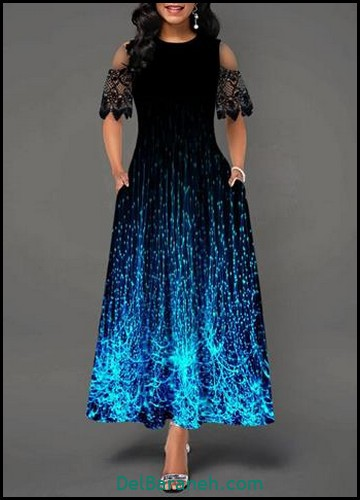 لباس مجلسی دخترانه (۴۷)